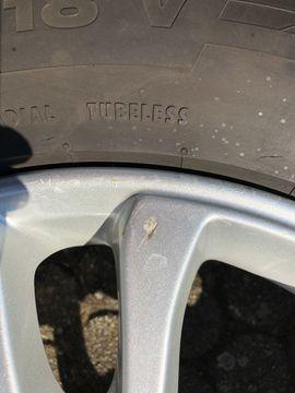 Bild 4 - Sommer-Reifen auf Original VOLVO XC60 - Wyhl