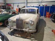 Mercedes 180D 1956
