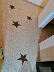 Steinteppich Terasse Treppen Innen und