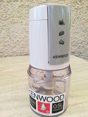 Kenwood Standmixer mit Doppelmesser