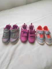 3 Paar Mädchen Schuhe Größe