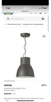 Ikea Hektar Lampe