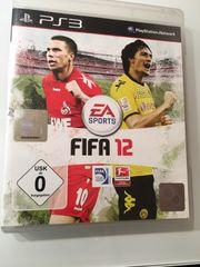 FIFA 12 für PlayStation drei
