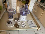 Küchenmaschine wie neu günstig abzugeben