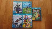 Nintendo Wii U Spiele 5