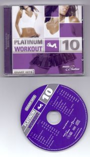 PLATINUM WORKOUT 10 Chart Hits