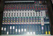 Mixer Soundcraft EFX12 mit Case