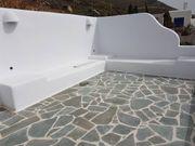 Naturstein Polygonalplatten Riemchen Mauer-Verblender
