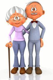 Dringend neues Zuhause für Großeltern