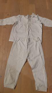 Kinderpyjama aus Asien Gr 90