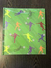 Fotoalbum Fußball in Originalfolie