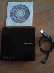 Externer DVD CD Player Writer