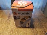 Ergobaby Trage Adapt-Babytrage Grau