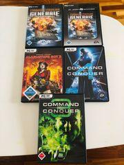 Command Conquer Spielereihe