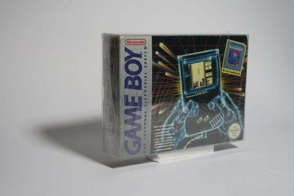 Gameboy Classic Tetris Edition OVP Neu sealed