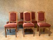 6 schöne Stühle