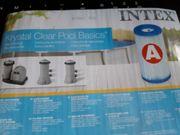 Intex Filterkartuschen