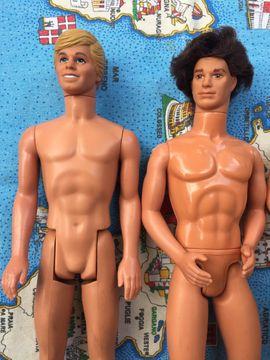 Bild 4 - Barbie und Ken Mattel 1966 - Starnberg