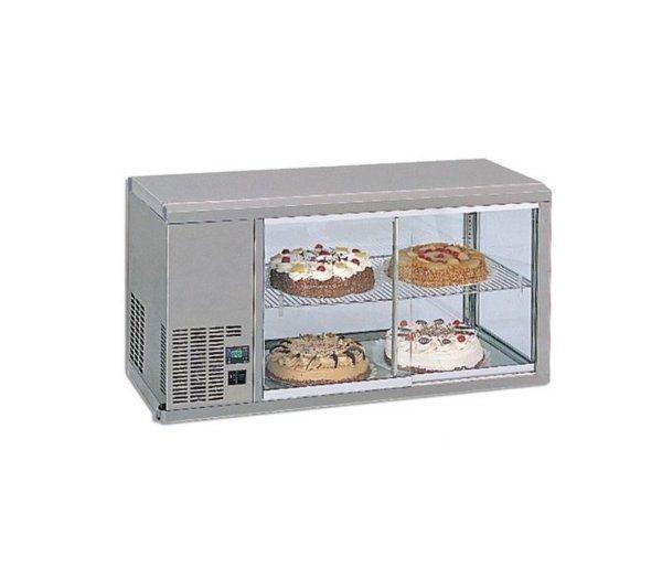 Kühlvitrine Küchenvitrine Gastronomie