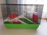 Hamsterkäfig plus Zubehör