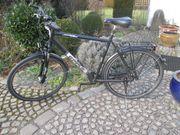 Alu-Marken-Herren-Treckingrad EPPLE Umstieg auf E-Bike
