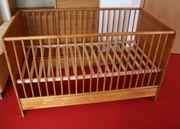 Kinderbett Vollholz Birke