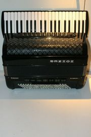 Hohner Pigini 55 inklusive Koffer