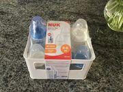 NUK Starter Set - Baby-Trinkflaschen - Saugflaschen