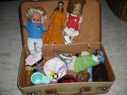 Puppenspielzeug mit 2 Puppen