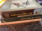 Vögel Bücher 4 Stück