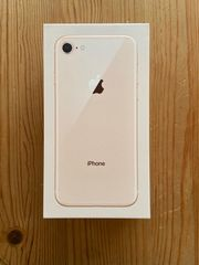 Iphone 8 in Gold mit