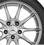 Original Mercedes-Winterräder 205 50 R17