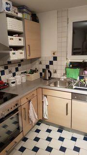 Rotpunkt Einbauküche zu verkaufen Umzug