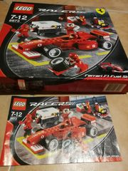 Lego Racers Ferrari 8673