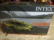 Schlauchboot Kajak Intex Seahawk 3