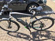 Bulls Cross Rider E-Bike Herrenrad