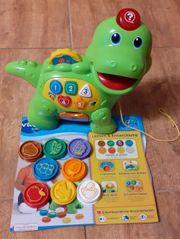 Vtech Fütter-mich Dino Lernspielzeug