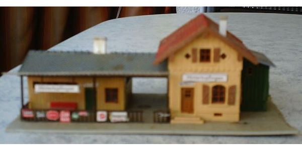 Faller Modellbau Häuschen