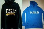 Original NCIS CSI Drehbuch Hoodie