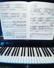 Klavierunterricht für Anfänger und Fortheschrittene