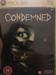 Condemned - Seltenes Exemplar