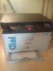 SAMSUNG Laserdrucker Express C460W