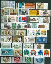 DDR postfrisch Jahrgang 1983 fast