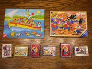 Diverse Kinder Puzzle Ravensburger Disney