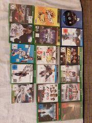 17 Spiele Xbox Playstation usw