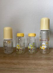 Trinkflaschen Babyflaschen Mimi von Medela