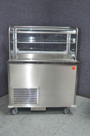 Kühlvitrine-Kaltausgabe-Kühlbuffet mobile Kühlausgabe