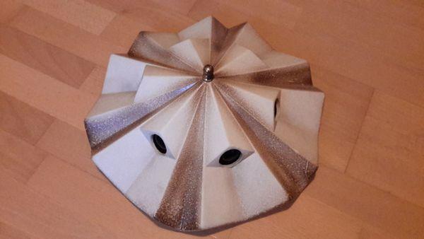 hochwertige Deckenlampe aus Keramik