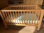 Gitterbett Massivholz ohne Schrauben - NEUER