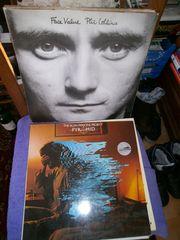 Schallplatten und CD s und
